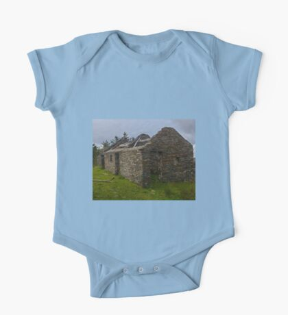 Stonework of a ruin One Piece - Short Sleeve