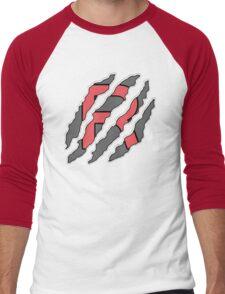 RocketRIPP - RIPPTee Designs. Men's Baseball ¾ T-Shirt