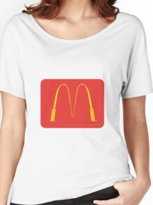 McDonalds Human Rights Abuse Women's Relaxed Fit T-Shirt