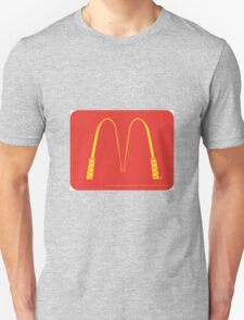 McDonalds Human Rights Abuse Unisex T-Shirt