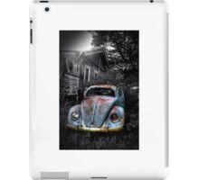 Volkswagen Beetle, Secret location, Melbourne,Victoria iPad Case/Skin