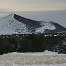 Sunset Crater by Terence Russell