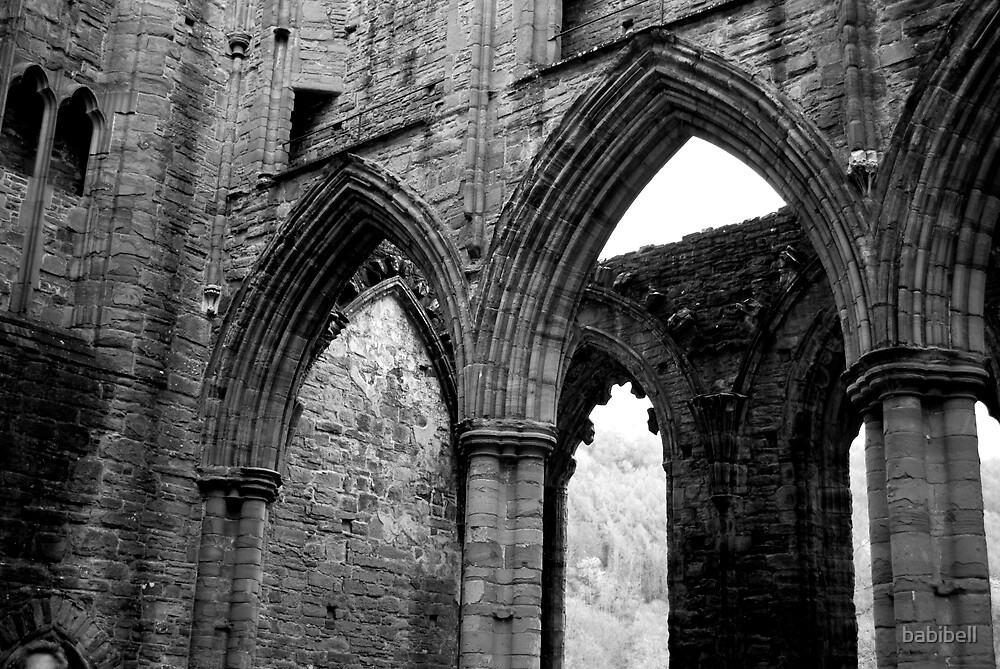 Arches by Claire Elford