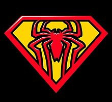 Super Spiderman Logo by jarodface