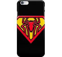 Super Spiderman Logo iPhone Case/Skin