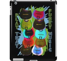 Play That Funky Music iPad Case/Skin