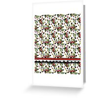 LADYBUGS V1 Greeting Card