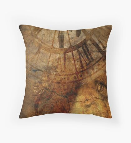 Who pulls the strings? Throw Pillow