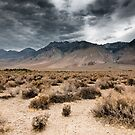 dramatic death valley by peterwey