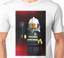 Fireman Sam Character Unisex T-Shirt