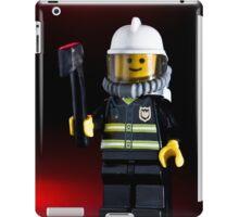 Fireman Sam Character iPad Case/Skin