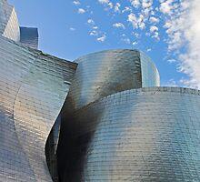 Guggenheim Museum , Bilbao  by Christopher Barton