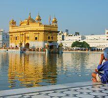 Gurudwara Golden Temple, Amritsar by RajeevKashyap