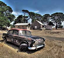 Humber Super Snipe, Dunmore, Victoria by ripphotos