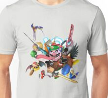 My smash main Unisex T-Shirt