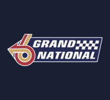 Buick Grand National 6 Kids Tee