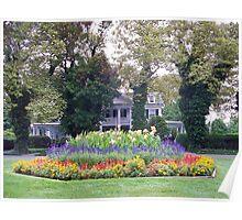 House & Garden  Poster