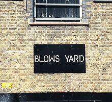 Blows yard by redscorpion
