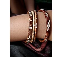 Wrist Adornment Photographic Print