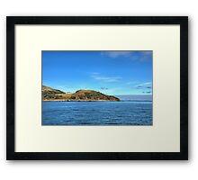 Barnhill, Jura Framed Print