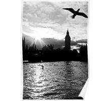 A Dark London  Poster