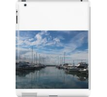 Nelson Bay Harbour iPad Case/Skin