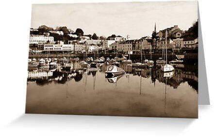 Torquay Harbour by Shontay