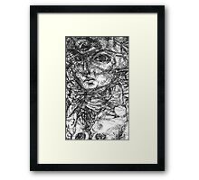 Woman Framed Print