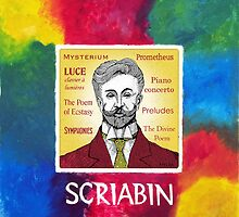 Alexander Scriabin by Paul Helm