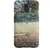 The Field - Kangaroo Island  Samsung Galaxy Case/Skin