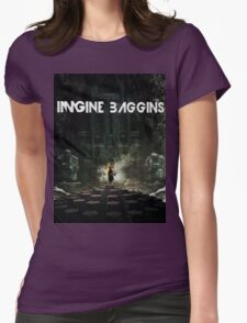 Imagine Baggins Womens Fitted T-Shirt