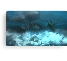 Sci Fi Version Canvas Print