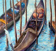 Gondolas by Mike  Segura