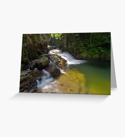 Terrill Gorge Greeting Card