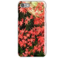 Bright Leaves iPhone Case/Skin