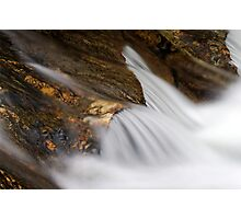 Goin' with the Flow Photographic Print