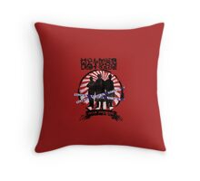 Team Awesome Throw Pillow