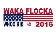 Waka Flocka by dakota142