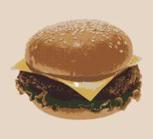 Cheeseburger by Michael Silveira