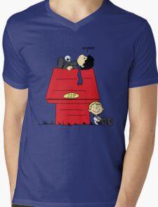 A Three Patch Problem T-Shirt