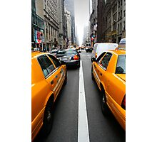 New York 3/4 Photographic Print