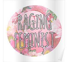 Raging Feminist Poster