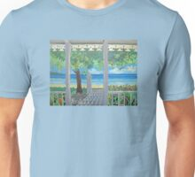 Stacy's Hillsview Guesthouse-1966-Montego Bay Unisex T-Shirt