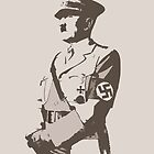 Adolf Hitler by JBPhotographs