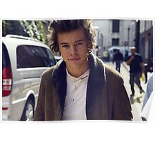 Harry Styles One Direction Poster