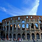 Magnificent Colosseum by Renee Hubbard Fine Art Photography