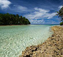 Eneko Island, High Tide by Skye Hohmann