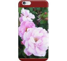 Roses  in Sunshine iPhone Case/Skin