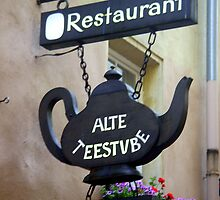Restaurant Cafe-Shop at Innsbruck by sstarlightss
