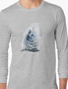The Game of Kings, Wave Six: The White King-Rook's Pawn Long Sleeve T-Shirt